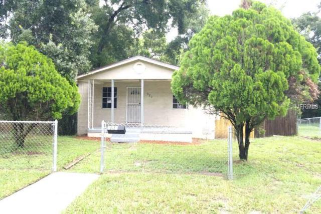 406 E Hugh Street, Tampa, FL 33603 (MLS #T3124767) :: The Duncan Duo Team