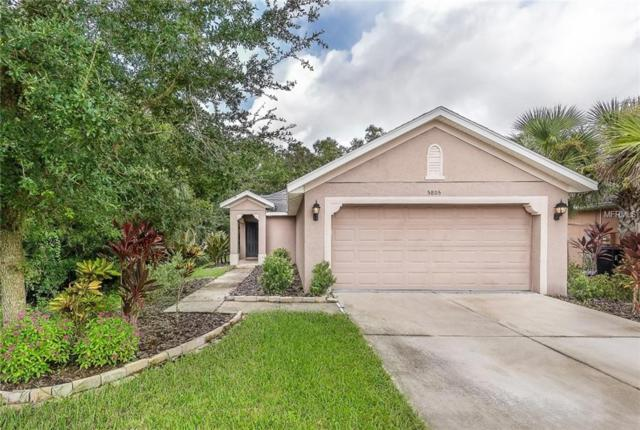 5805 Oak Mill Terrace, Palmetto, FL 34221 (MLS #T3127891) :: Premium Properties Real Estate Services
