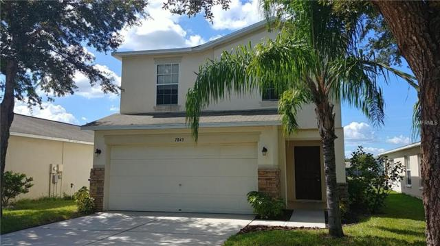 7843 Carriage Pointe Drive, Gibsonton, FL 33534 (MLS #T3128344) :: Premium Properties Real Estate Services