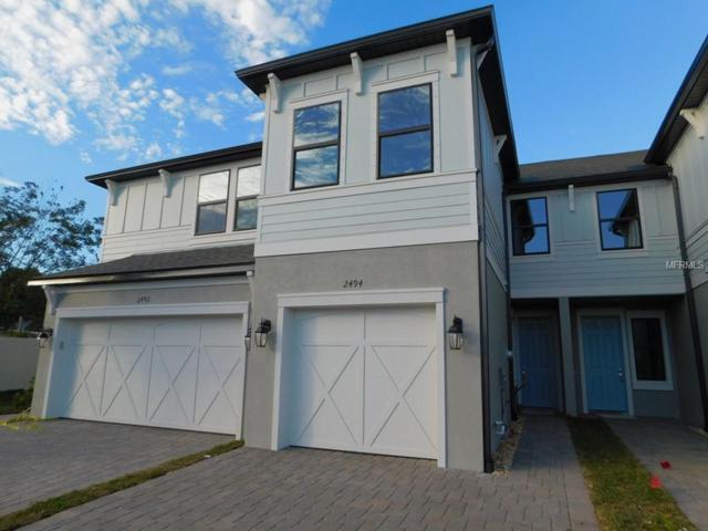 2494 Golden Pasture Circle #2, Largo, FL 33774 (MLS #T3129081) :: Burwell Real Estate