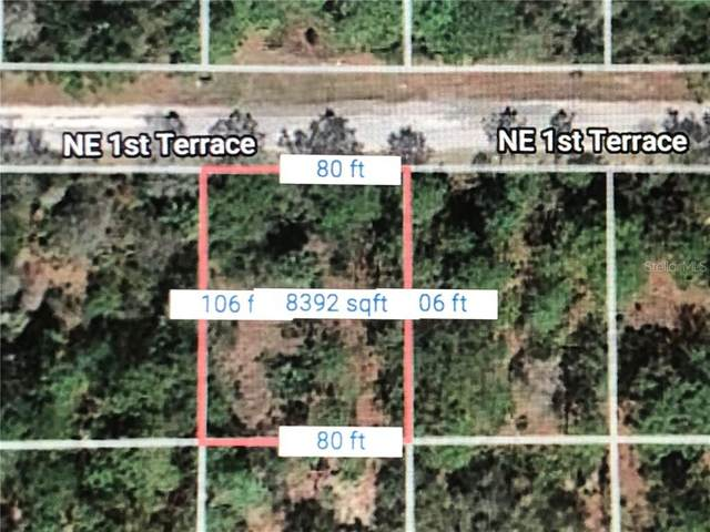 NE 1ST Terrace, Crystal River, FL 34429 (MLS #T3130185) :: Bob Paulson with Vylla Home