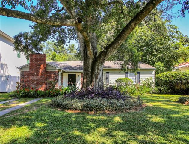 3615 W Cleveland Street, Tampa, FL 33609 (MLS #T3131177) :: Gate Arty & the Group - Keller Williams Realty