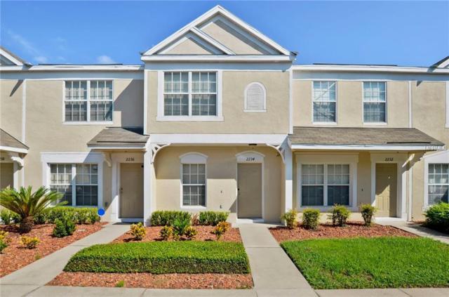 2234 Lake Woodberry Circle, Brandon, FL 33510 (MLS #T3132083) :: Griffin Group