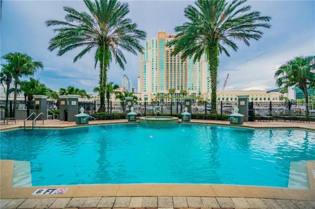 700 S Harbour Island Boulevard #117, Tampa, FL 33602 (MLS #T3132997) :: The Duncan Duo Team