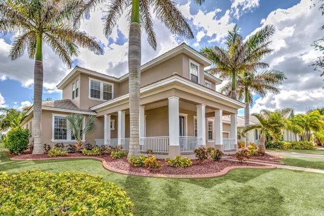 5421 Merritt Island Drive, Apollo Beach, FL 33572 (MLS #T3133851) :: Griffin Group