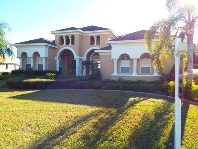 24419 Hideout Trail, Land O Lakes, FL 34639 (MLS #T3137635) :: Delgado Home Team at Keller Williams