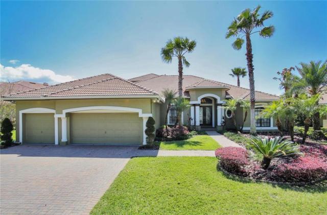 9614 Tree Tops Lake Road, Tampa, FL 33626 (MLS #T3140581) :: Premium Properties Real Estate Services