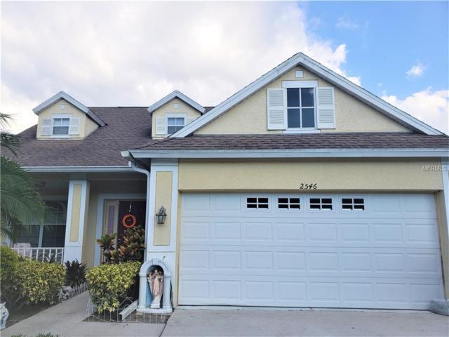 2546 Micah Drive, Trinity, FL 34655 (MLS #T3141220) :: Delgado Home Team at Keller Williams