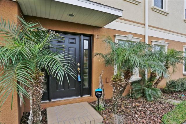 10144 Arbor Run Drive #112, Tampa, FL 33647 (MLS #T3143279) :: Team Bohannon Keller Williams, Tampa Properties