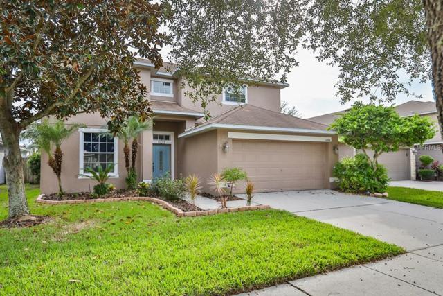 12758 Standbridge Drive, Riverview, FL 33579 (MLS #T3144698) :: Medway Realty