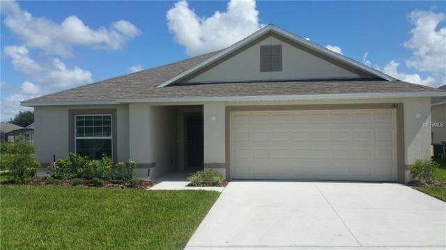 229 Bella Verano Way, Davenport, FL 33897 (MLS #T3146278) :: Gate Arty & the Group - Keller Williams Realty