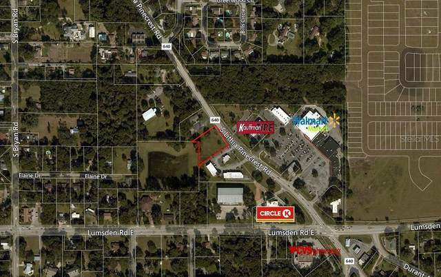 0 Lithia Pinecrest Road, Brandon, FL 33511 (MLS #T3146698) :: Team Buky