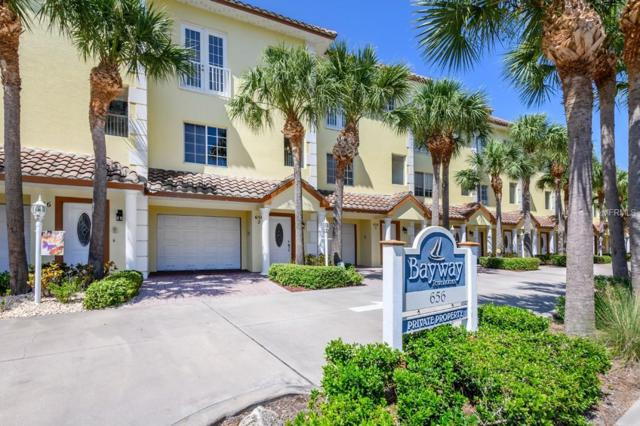 656 Bayway Boulevard #2, Clearwater Beach, FL 33767 (MLS #T3146896) :: Jeff Borham & Associates at Keller Williams Realty