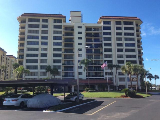 736 Island Way #506, Clearwater Beach, FL 33767 (MLS #T3149840) :: KELLER WILLIAMS CLASSIC VI