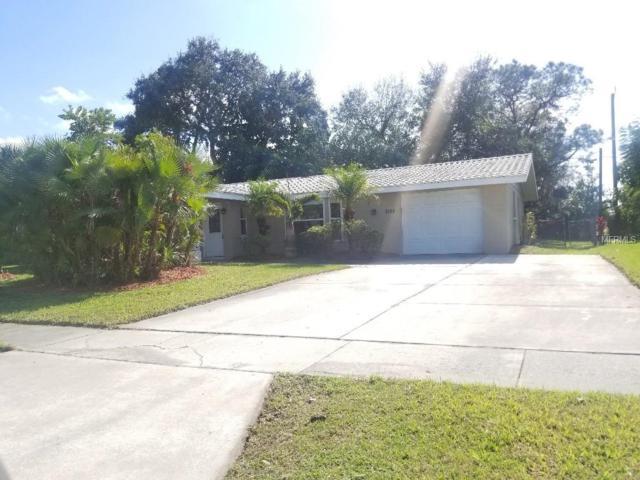 3144 Chase Circle, Sarasota, FL 34231 (MLS #T3150616) :: Medway Realty