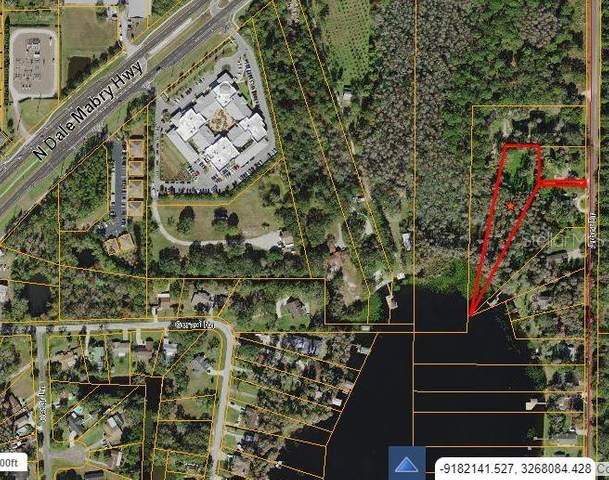 Arbor Drive, Lutz, FL 33548 (MLS #T3150617) :: Team Borham at Keller Williams Realty