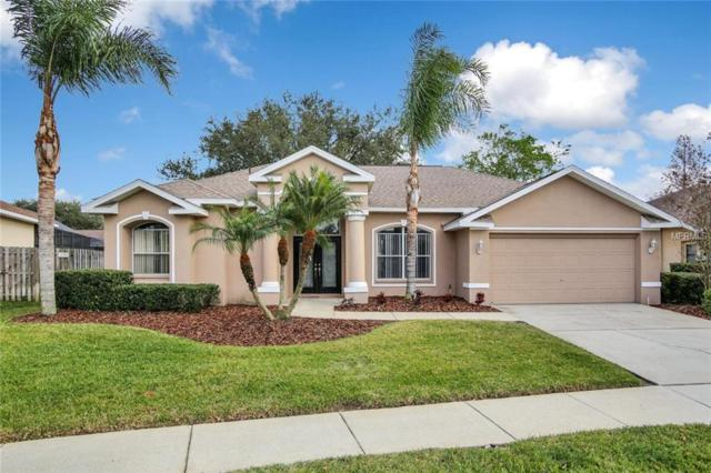 22634 Willow Lakes Drive, Lutz, FL 33549 (MLS #T3150867) :: The Duncan Duo Team