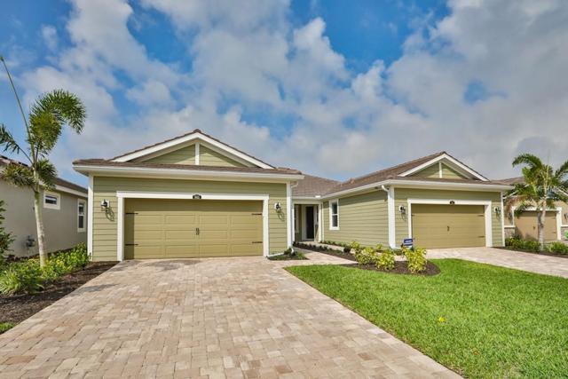 8665 Rain Song Road #334, Sarasota, FL 34238 (MLS #T3151237) :: Cartwright Realty