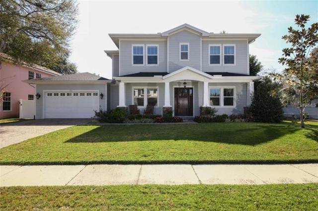 3906 W San Pedro Street, Tampa, FL 33629 (MLS #T3152081) :: Andrew Cherry & Company