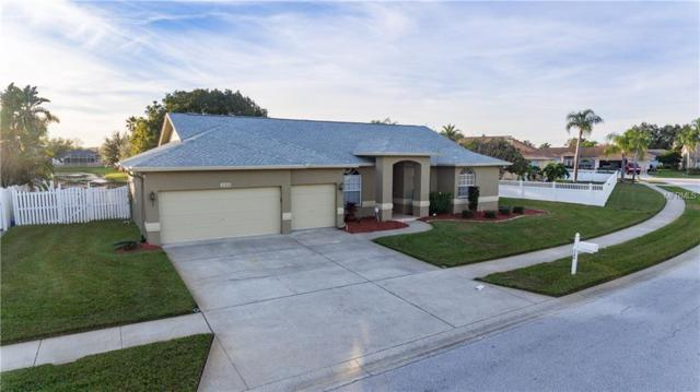 1106 Fox Chapel Drive, Lutz, FL 33549 (MLS #T3152290) :: Homepride Realty Services