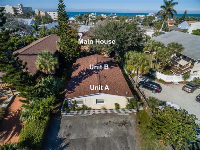 1516 1ST Street, Indian Rocks Beach, FL 33785 (MLS #T3152904) :: Lockhart & Walseth Team, Realtors