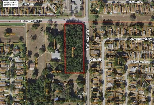 0 Lumsden Road, Valrico, FL 33594 (MLS #T3154476) :: Team Bohannon Keller Williams, Tampa Properties