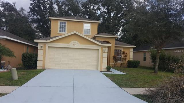8604 Tidal Breeze Drive, Riverview, FL 33569 (MLS #T3157631) :: The Duncan Duo Team