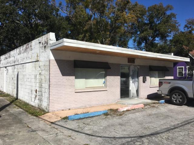 1327 & 1329 W Cass Street, Tampa, FL 33606 (MLS #T3157849) :: The Duncan Duo Team