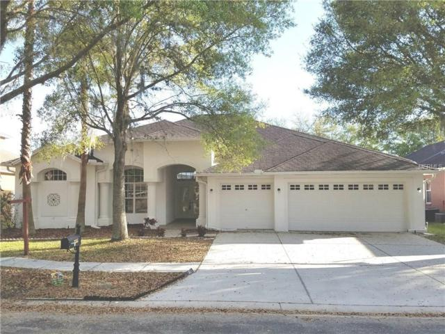8366 Golden Prairie Dr, Tampa, FL 33647 (MLS #T3159438) :: Team Bohannon Keller Williams, Tampa Properties