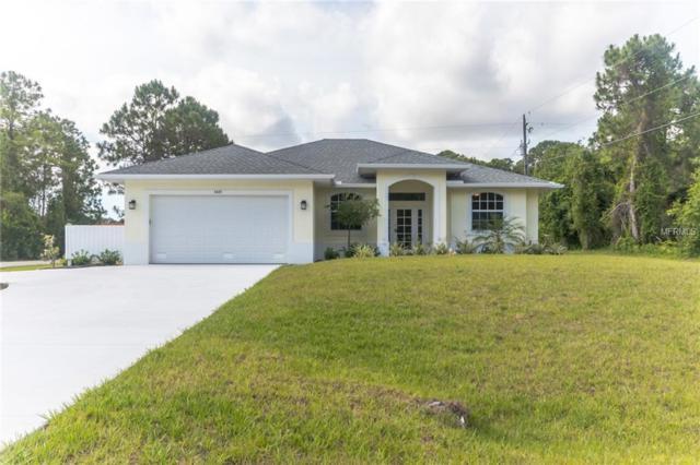 5849 Gillot Street, Port Charlotte, FL 33981 (MLS #T3159519) :: Cartwright Realty