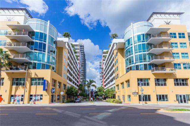1120 E Kennedy Boulevard #728, Tampa, FL 33602 (MLS #T3161082) :: The Duncan Duo Team