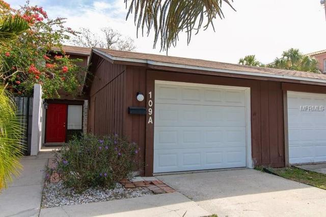 109 E Davis Boulevard A, Tampa, FL 33606 (MLS #T3163187) :: Gate Arty & the Group - Keller Williams Realty