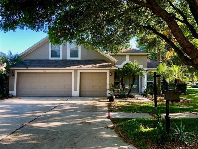 4301 Orange Ridge Court, Valrico, FL 33596 (MLS #T3164285) :: The Nathan Bangs Group
