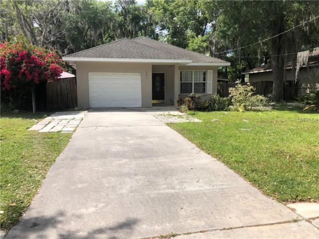603 N Gordon Street, Plant City, FL 33563 (MLS #T3164434) :: The Duncan Duo Team