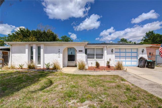 7421 Buchanan Drive, Port Richey, FL 34668 (MLS #T3165341) :: Team Bohannon Keller Williams, Tampa Properties