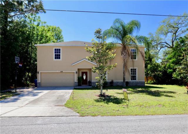 3476 Sugarfoot Drive, Spring Hill, FL 34606 (MLS #T3166751) :: Team Bohannon Keller Williams, Tampa Properties