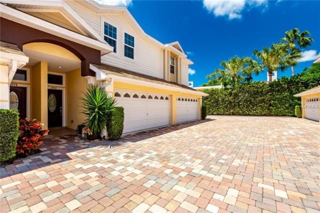 2980 Estancia Place #10, Clearwater, FL 33761 (MLS #T3168549) :: The Duncan Duo Team
