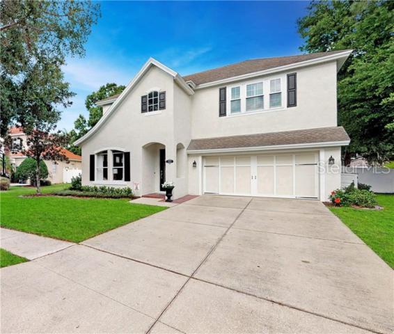 15013 Lake Emerald Boulevard, Tampa, FL 33618 (MLS #T3169535) :: The Duncan Duo Team
