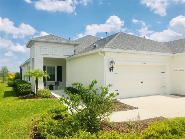 7334 Parkshore Drive, Apollo Beach, FL 33572 (MLS #T3169870) :: Cartwright Realty