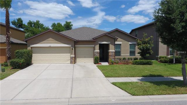 2118 Landside Drive, Valrico, FL 33594 (MLS #T3169952) :: The Duncan Duo Team