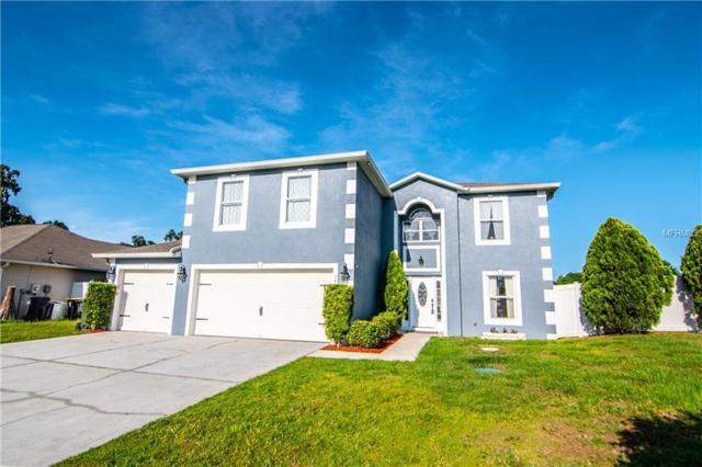 3413 Sleepy Hill Oaks Street, Lakeland, FL 33810 (MLS #T3172731) :: Team Bohannon Keller Williams, Tampa Properties