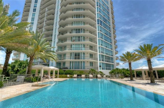 450 Knights Run Avenue #802, Tampa, FL 33602 (MLS #T3176115) :: The Duncan Duo Team