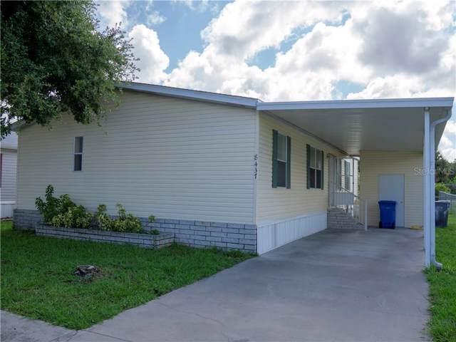 8437 Fantasia Park Way, Riverview, FL 33578 (MLS #T3176454) :: The Nathan Bangs Group