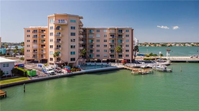285 107TH Avenue #508, Treasure Island, FL 33706 (MLS #T3177577) :: Griffin Group