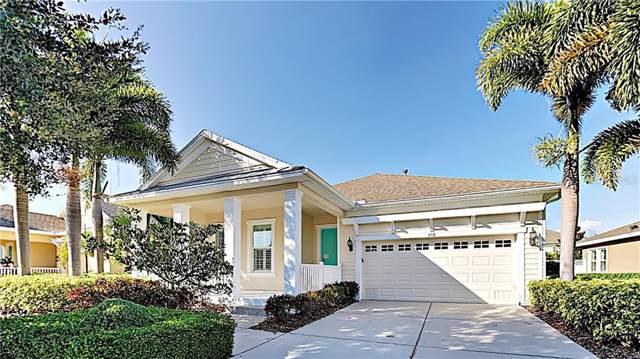 539 Manns Harbor Drive, Apollo Beach, FL 33572 (MLS #T3178448) :: The Duncan Duo Team