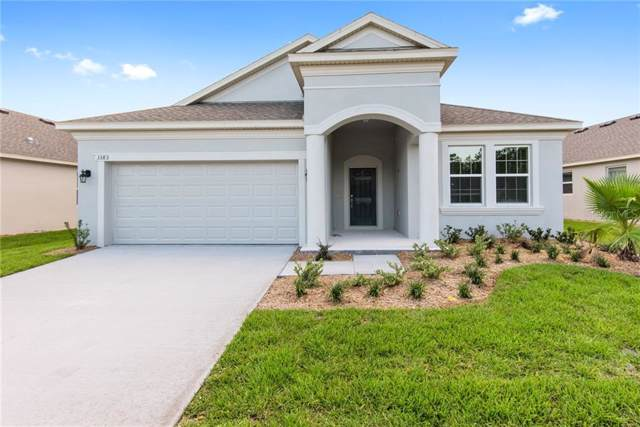 3383 Sagebrush Street, Harmony, FL 34773 (MLS #T3180169) :: Florida Real Estate Sellers at Keller Williams Realty