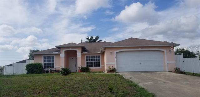 201 NW 6TH Terrace, Cape Coral, FL 33993 (MLS #T3180303) :: The Duncan Duo Team