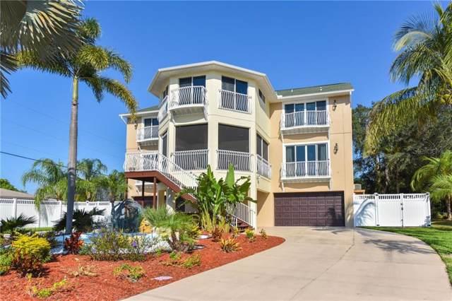 7303 Westmoreland Drive, Sarasota, FL 34243 (MLS #T3181756) :: The Duncan Duo Team