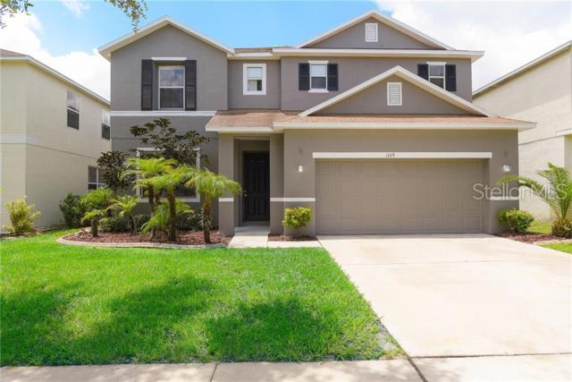 11119 Golden Silence Drive, Riverview, FL 33579 (MLS #T3182979) :: The Duncan Duo Team