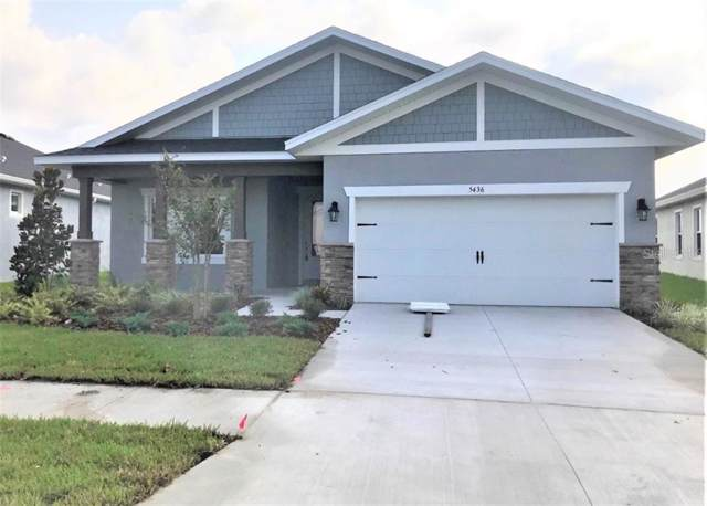 5436 Silver Sun Drive, Apollo Beach, FL 33572 (MLS #T3183238) :: Florida Real Estate Sellers at Keller Williams Realty